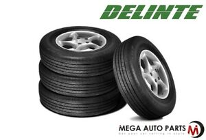 4 Delinte Dh7 235 60r18 107v All season Highway Touring 500aa Suv Cuv Tires