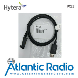 New Oem Authentic Hytera Pc25 Programming Cable And Software Tc610p Tc700 Tc780