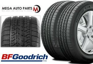 2 Bf Goodrich Radial T a Spec P245 55r18 102t Tires