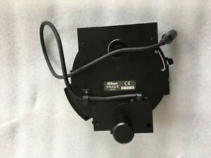 Nikon Eclipse Te2000 Inverted Microscope T flc2 e Electric Filter Cube Turret