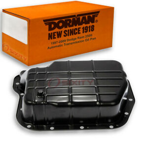 Dorman Automatic Transmission Oil Pan For 1997 2009 Dodge Ram 2500 5 9l 8 0l Au