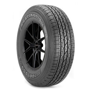 4 P235 75r16 Firestone Destination Le2 109t B 4 Ply Owl Tires
