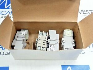Allen Bradley 700 hn116 Ser B 8 Blade Socket 10a 300v 4 New In Box