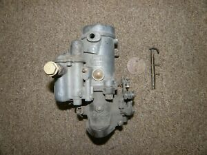 Zenith Stromberg Ex 22 French Carburetor F 68147