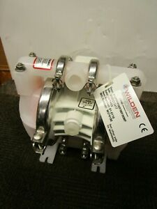 Dover Wilden P1 pppp wf wf kwf 1 2 X1 2 Air Operated Double Diaphragm Pump