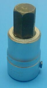 Elora 770 sin 19 Socket 19mm Overall Length 76 5mm 3 4 Drive Hand Use Only