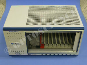 National Instruments Ni Pxie 1078 Tcxo Chassis 9 slot Pxi Express Mainframe