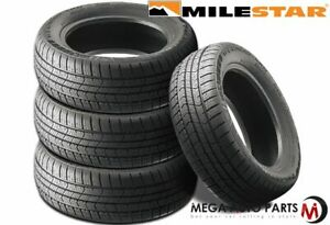 4 Milestar Weatherguard Aw365 205 60r16 96h All Weather Performance 3pmsf Tires