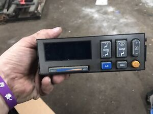 88 94 Chevy Gmc Truck 1500 Ac Heater Temp Control Tested And Works With Max Ac