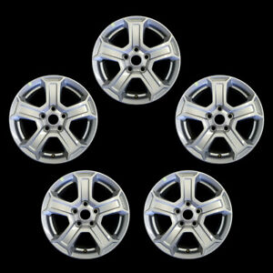 Set Of 5 Oem 17 Alloy Wheels For 2018 2019 Jeep Wrangler 9216 Rim