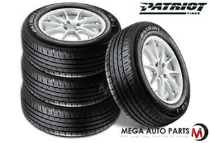 4 Patriot Rb 1 Rb1 Plus 235 45zr17 Xl 97w All Season Sport Touring M s A s Tires