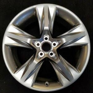 Single New 19 Silver Wheel For 2014 2019 Toyota Highlander Oem Quality 75163