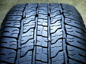 Goodyear Wrangler Fortitude Ht 265 70r16 112t Used Tire 7 8 32