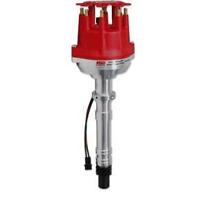 Msd Ignition 8570 Pro Billet Distributor