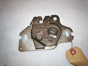 1979 To 1989 Chrysler Plymouth Dodge Trunk Latch Part 4054825