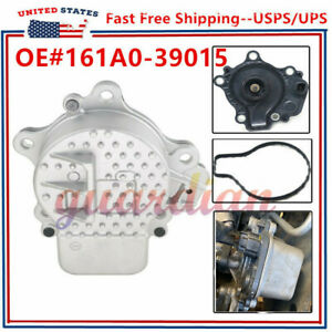 161a0 29015 Electric Water Pump For 2012 19 Toyota Prius C Wpt 190 Lexus Ct200h