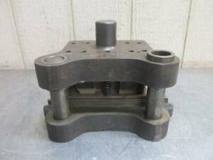 Danly Punch Press Precision Back Post Die Set 7 X 4 3 4
