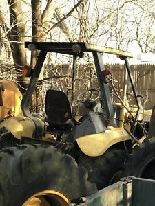 New Holland 2007 Grader Box And Fromt Bucket