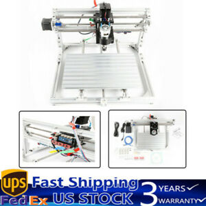 Cnc Diy 3018pro Spindle Engraver Pcb Wood Milling Machine Router W grbl Control