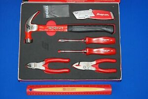 New Snap On Tools 6 Piece Kitchen Drawer Tool Set In Foam Ktchndrwr