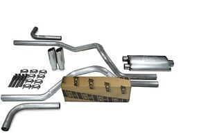 Ford F150 15 18 2 5 Dual Exhaust Kits Borla Pro Xs Clamp Tip Side