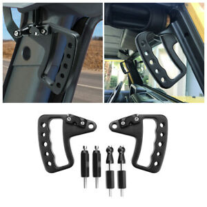 Grab Handles Grip Front For Jeep Wrangler Jk Sahara Rubicon Unlimited 2007 2017