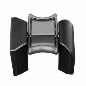 Folding Cup Holder Divider Insert Center Console For Toyota Camry 2007 2011 1pcs