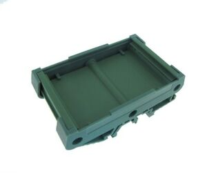 Din Rail Mounting Pcb Support Enclosure For 35mm 32mm Or 15mm Din Rail 72 45mm