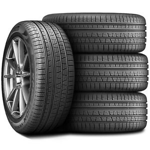 4 New Pirelli Scorpion Verde All Season 215 65r17 99h A S Performance Tires