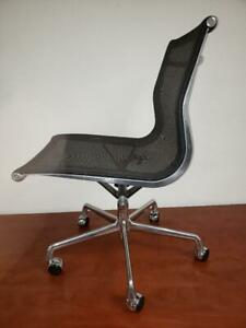 Herman Miller Eames Cool Mesh Low Back Chair
