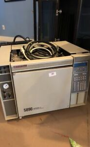 Hp Gas Chromatograph 5890 Series Ii Tested Working