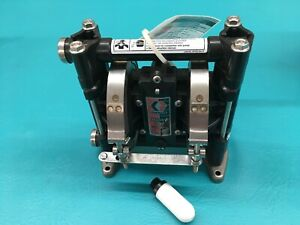 New Graco Husky 307 3 8 Air Operated Double diaphragm Pump Model D31255