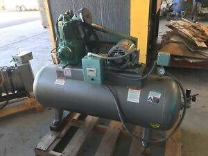 Champion Air Compressor 5hp 21cfm 125psig