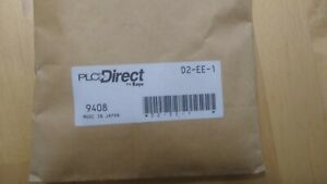 Automation Direct D2 ee 1 Dl205 Eeprom Chips 8k Package 2 Chips