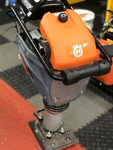 New Husqvarna Plate Tamper With Honda Engine