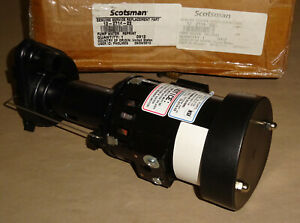 Scotsman 12 2714 22 Water Pump 12271422 115 Vac 60hz 3 4 Barbed Outlet New