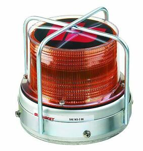 Federal Signal 420222 02 651 Led Utility Beacon Class 2 Permanent Mount With B