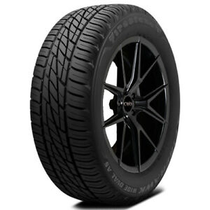 4 245 55zr18 R18 Firestone Firehawk Wide Oval As 103w Bsw Tires