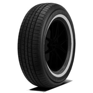 2 205 75r14 Ironman Rb 12 Nws 95s White Wall Tires