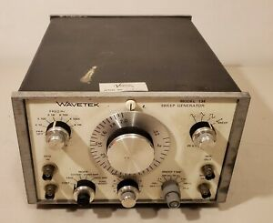 Wavetek Model 134 sweep Generator Un tested read