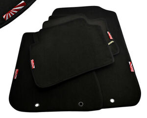Floor Mats For Mazda With Japan Sunset Emblem Tailored Carpets For All Models
