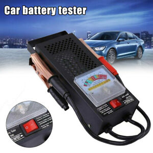 Battery Load Tester 100 Amp Load Type 6v 12v Mechanics 6 12 V Olt Car Truck New