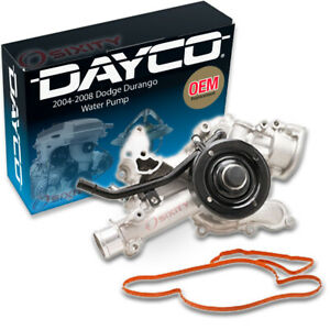Dayco Water Pump For Dodge Durango 2004 2008 5 7l V8 Engine Tune Up Ji