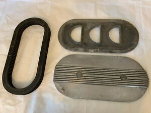 1961 1964 Ford Galaxie Fe Tri power Air Cleaner Thunderbird 427 406 3x2