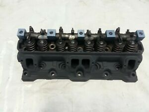 Mopar Chrysler Dodge Sb Cyl Head 318 360 340 408 J Head 915 Casting La 2 02