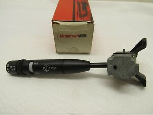 Morotcraft Sw 1953 Wiper Washer Switch 1985 89 Ford Tbird Cougar Free Shipping