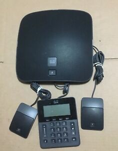 Gen Cisco Cp 8831 Ip Conference Phone Base Control Unit And Mic Used