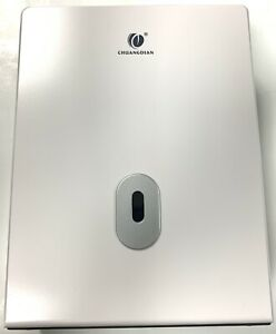 New N folded Hand Towel Dispenser White 13 97 x9 96 Wall Mounted
