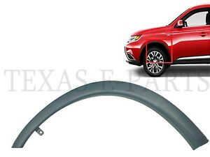 New Fits Mitsubishi Outlander 14 18 Front Wheel Opening Trim Arch Molding Left