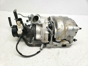 2015 2018 Subaru Wrx 2 0l Turbo Charger Turbocharger Complete Assembly Oem